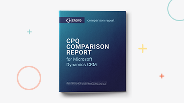 G2 Crowd Report: Best CPQ software for Microsoft Dynamics CRM