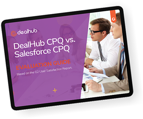 DealHub CPQ vs. Salesforce CPQ