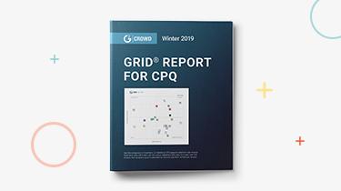 G2 Crowd Grid CPQ Report | Winter 2019