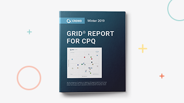 G2 Crowd Grid CPQ Report | Winter 2019