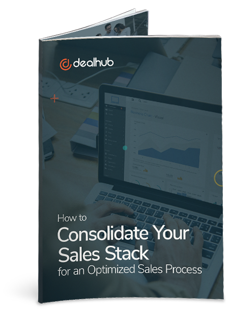 how to consolidate the sales stack